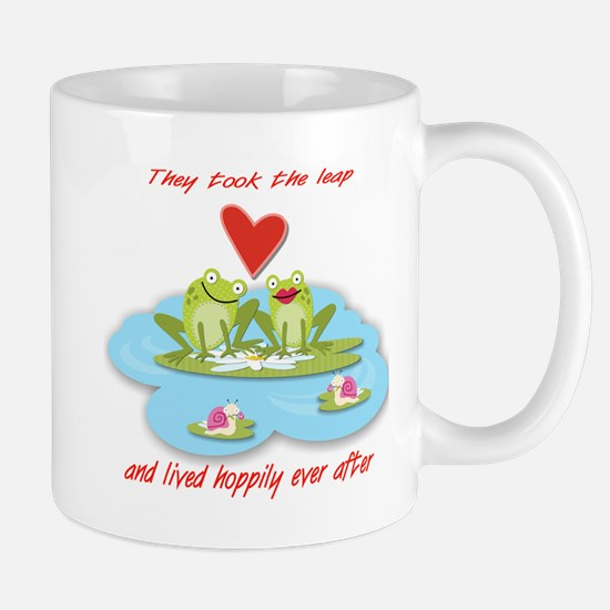 Hoppily ever after Mugs