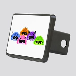 Prickle Party Rectangular Hitch Cover