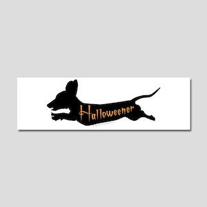Halloweener Car Magnet 10 x 3