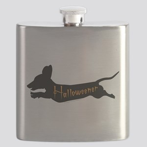 Halloweener Flask