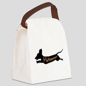 Halloweener Canvas Lunch Bag