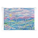 Pastel Country A (Enc) Pillow Case