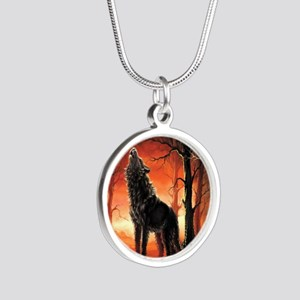 Howling Wolf Necklaces