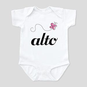 Cute Alto Music Infant Bodysuit