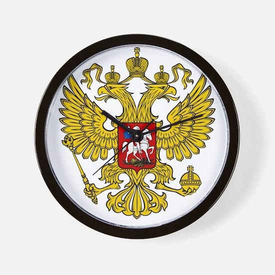 Unique Russian Wall Clock