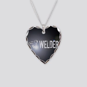 Welding: Stick Welder Necklace Heart Charm