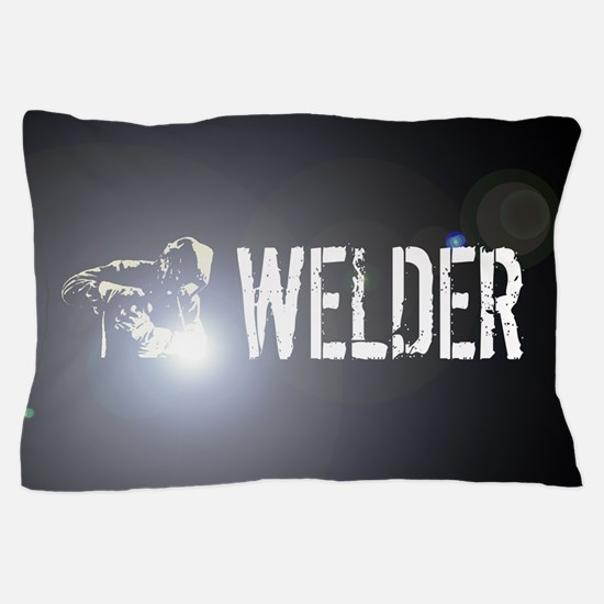 Welding: Stick Welder Pillow Case