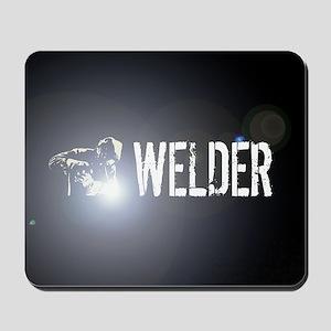 Welding: Stick Welder Mousepad