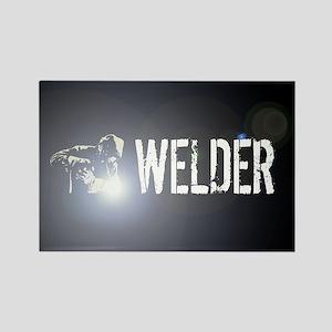 Welding: Stick Welder Rectangle Magnet