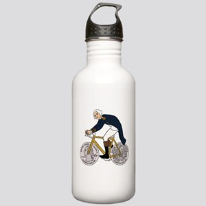 George Washington On B Stainless Water Bottle 1.0L