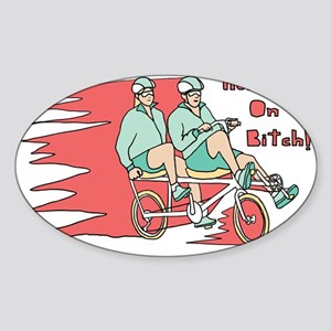 Recumbent Bike Sticker