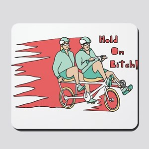 Recumbent Bike Mousepad