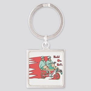 Recumbent Bike Keychains