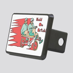 Recumbent Bike Rectangular Hitch Cover