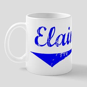 Elaina Vintage (Blue) Mug