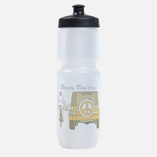 Share The Road Sports Bottle