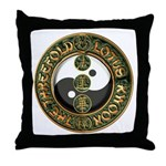 Kwoon Throw Pillow
