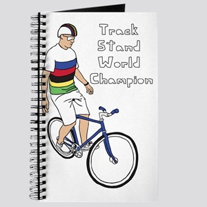 Track Stand World Champion (In Rainbow Jer Journal