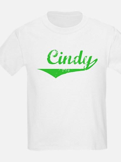 Cindy Vintage (Green) T-Shirt