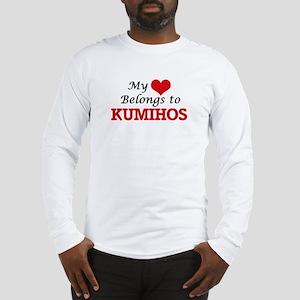 My Heart Belongs to Kumihos Long Sleeve T-Shirt