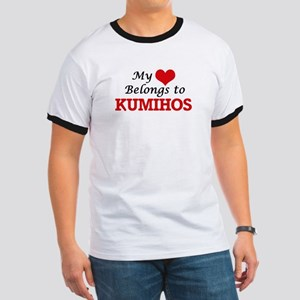 My Heart Belongs to Kumihos T-Shirt