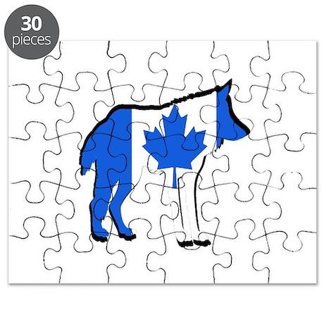 CANADA Puzzle