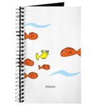 Fish School Bathroom Journal