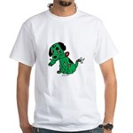 Zombie Dog White T-Shirt
