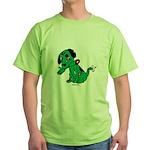 Zombie Dog Green T-Shirt
