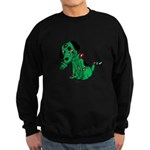 Zombie Dog Sweatshirt (dark)