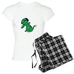 Zombie Dog Women's Light Pajamas