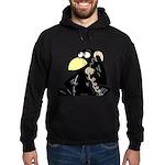 Crow Hoodie (dark)