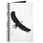 Bald Eagle Soaring Journal