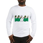Duck Row Long Sleeve T-Shirt