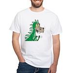 Dragon White T-Shirt