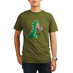 Dragon Organic Men's T-Shirt (dark)