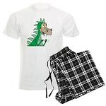 Dragon Men's Light Pajamas
