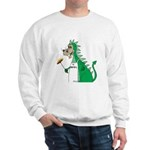 Dragon Grilling Sweatshirt