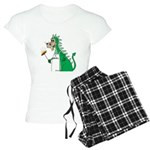 Dragon Grilling Women's Light Pajamas