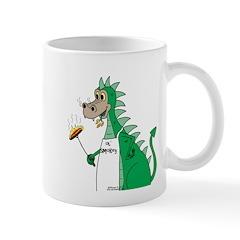 Dragon Grilling Mug