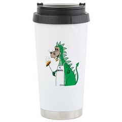 Dragon Grilling Stainless Steel Travel Mug