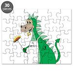 Dragon Grilling Puzzle