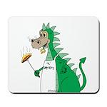 Dragon Grilling Mousepad