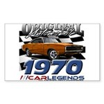 1970 Charger Sticker