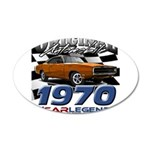 1970 Charger Decal Wall Sticker
