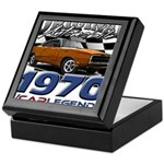 1970 Charger Keepsake Box