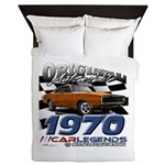 1970 Charger Queen Duvet