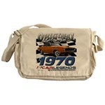 1970 Charger Messenger Bag