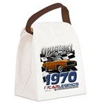 1970 Charger Canvas Lunch Bag