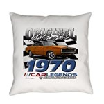 1970 Charger Everyday Pillow